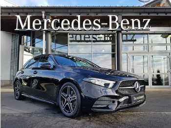 Mercedes-Benz A 180d 7G+AMG+NIGHT+LED+MBUX+ BURMESTER+SPUR+KAM  - легковой автомобиль