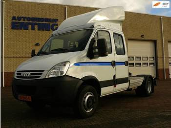 Iveco Daily 65 C 18 D 375 10 Tons BE Trekker / VB - грузовик-шасси