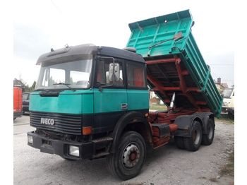 IVECO 330-30H 6x4 1991 tipper - WATERCOOLING - самосвал