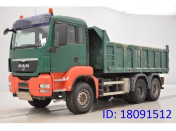 Самосвал MAN TGS 33.440 M - 6x4 - tractor/tipper double use