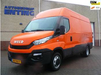 Iveco Daily 35C17V 3.0 352 H2 NL auto - цельнометаллический фургон