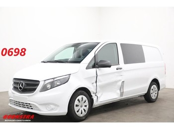 Mercedes-Benz Vito 114 CDI Extra Lang DC Comfort Clima 20.628 km! - цельнометаллический фургон