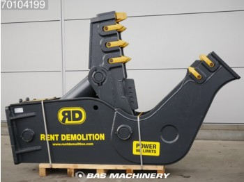 Гидроножницы RENT DEMOLITION D23 New pulveriser - suit 30-45 ton excavator - crusher