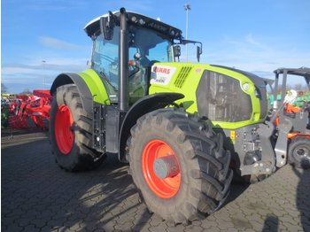 CLAAS AXION 830 CMATIC - колёсный трактор