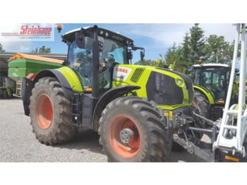 CLAAS axion 850 cmatic - колёсный трактор