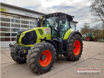 Claas AXION 810 CMATIC CEBIS - колёсный трактор
