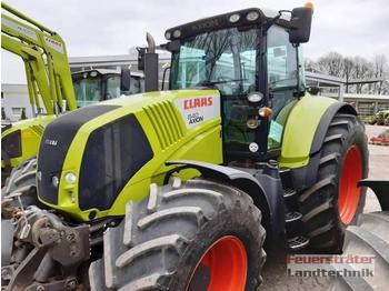 Claas AXION 840 CMATIC - колёсный трактор