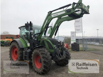 Колёсный трактор Fendt 516 Vario S4 Profi Plus