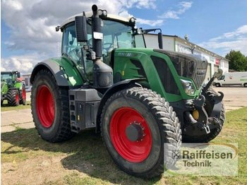 Колёсный трактор Fendt 828 Vario S4 Profi Plus