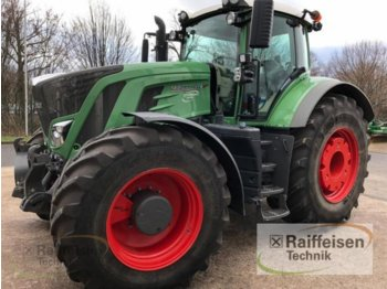Колёсный трактор Fendt 930 Vario S4 Profi Plus
