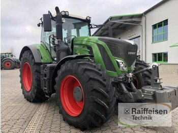 Колёсный трактор Fendt 936 Vario S4 Profi Plus