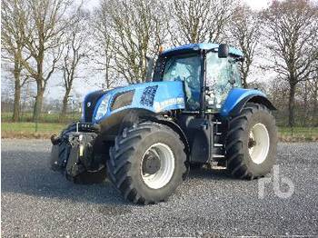 Колёсный трактор NEW HOLLAND T8.360