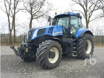 Колёсный трактор NEW HOLLAND T8.390