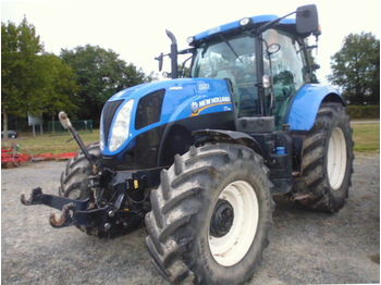 Колёсный трактор New Holland T7185
