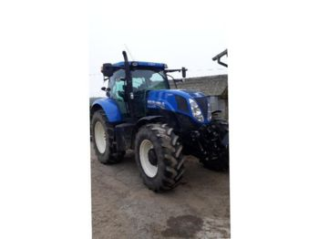 Колёсный трактор New Holland T7185 AC