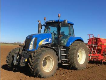Колёсный трактор New Holland T8030
