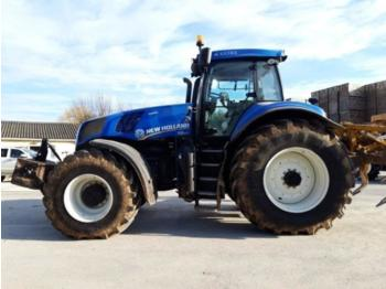 Колёсный трактор New Holland T8.420