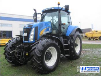 Колёсный трактор New Holland T 8040: фото 1
