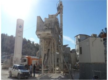 BENNINGHOVEN GREAT CONDITION! TBA-200 (200 tonnes/hour) Stationary asphalt plant - асфальтобетонный завод