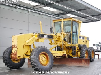 Caterpillar 140H Pushblock and Ripper - грейдер