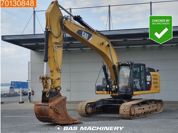 Caterpillar 329EL Heavy undercarriage - from first owner - гусеничный экскаватор