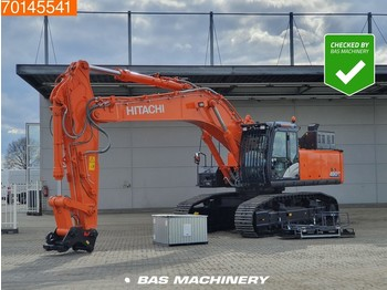 Hitachi ZX490LCH-6 EPA/CE - ALL FUNCTIONS - NEW UNUSED - гусеничный экскаватор