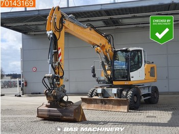 Liebherr A918 TILT BUCKET - GERMAN MACHINE - колёсный экскаватор