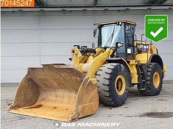 Caterpillar 966M XE CAT SERVICE HISTORY AVAILABLE - колёсный погрузчик