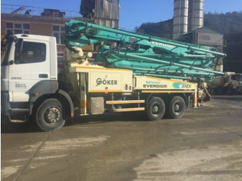 Насос для бетона EVERDIGM 37 MT concrete pump