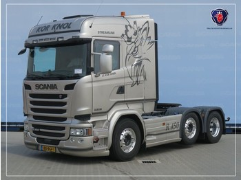 Scania R450 LA6X2/4MNA | Navigation | Diff. lock | SCR-only - тягач