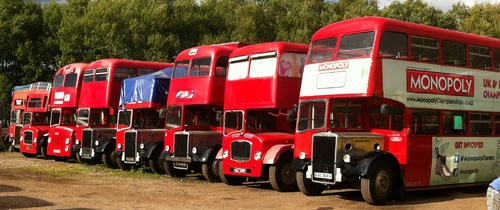 THE LONDON BUS EXPORT COMPANY